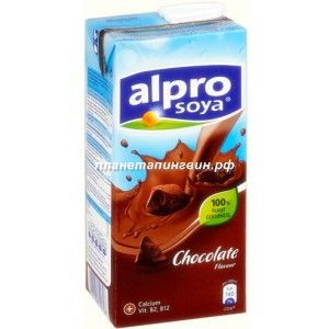 Напиток соевый шоколадный 1 л.